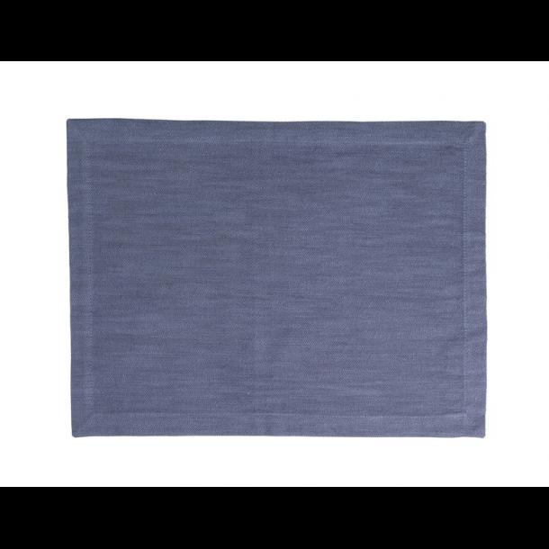 Bastian Dækkeserviet - Navyblå