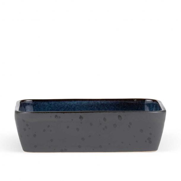 Bitz Fad Sort/mørkeblå 33x21x7,5 cm.