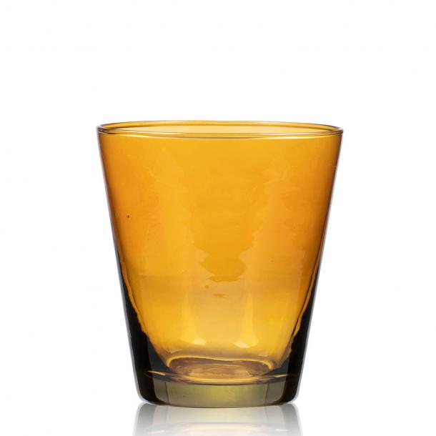 Bitz Kusintha Vandglas Amber 30 cl.