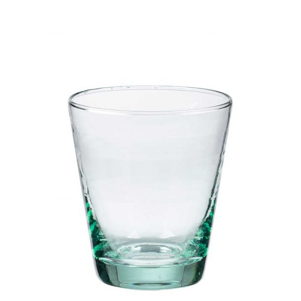 Bitz Kusintha Vandglas Grøn 30 cl.
