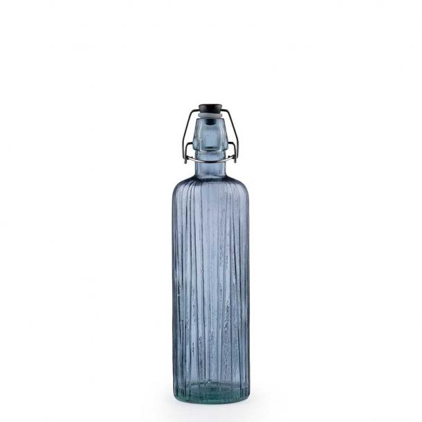 Bitz Kusintha Vandflaske Blå 75 cl.