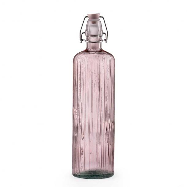 Bitz Kusintha Vandflaske Pink 1,2 liter