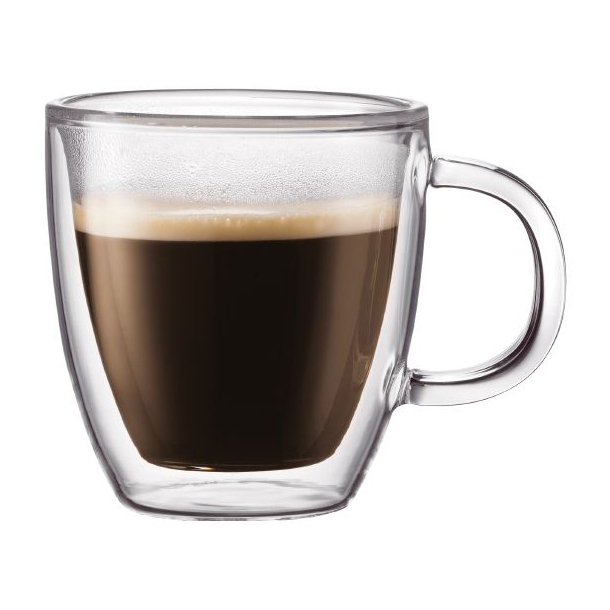 Bodum Bistro Espressokrus 0,18 liter 2 stk.