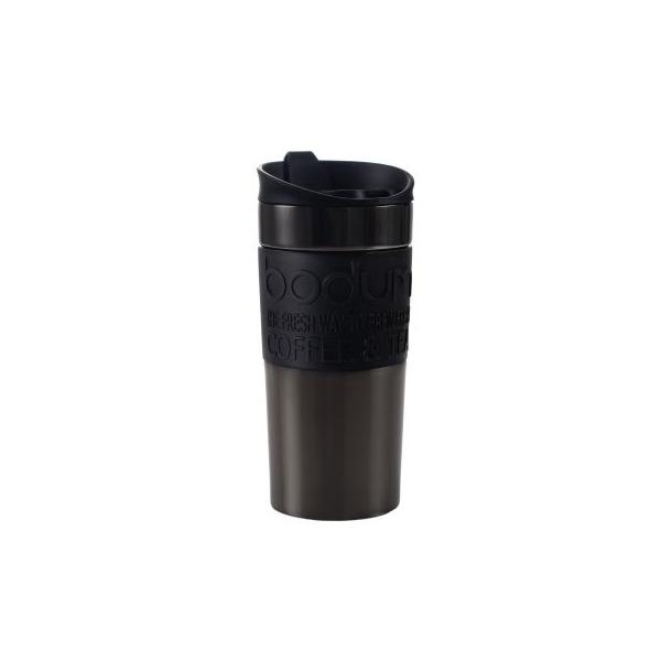 Bodum Travel Mug Gun Metal 0,35 liter