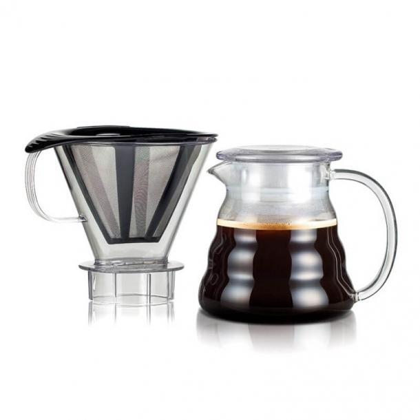 Bodum Melior Kaffebrygger 2,5 kopper 0,6 liter