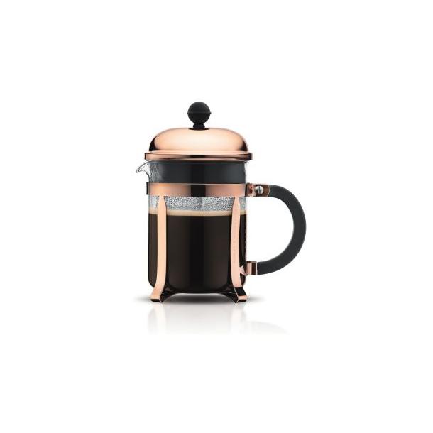Bodum Chambord® Stempelkande Kobber 4 kopper 0,5 liter
