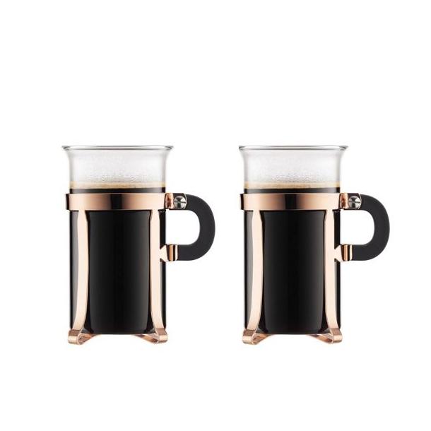 Bodum Chambord® Kobber Glas 0,3 liter 2 stk.