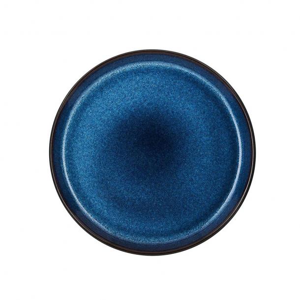 Bitz Gastro Tallerken Sort/mørkeblå 21 cm.