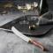 Sabatier Champagnesabel Laguiole stål/træ - 27 cm