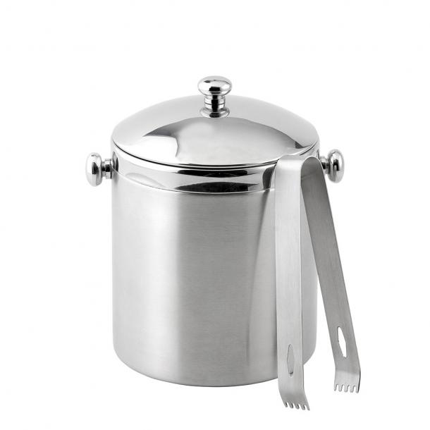Bredemeijer Isspand mat/blank stål 1 liter