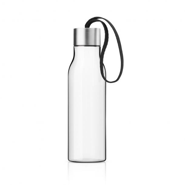 Eva Solo Drikkeflaske Sort 0,5 liter