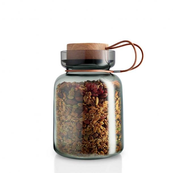 Eva Solo Silhouette Storage Jar 1.5 L Smokey Grey