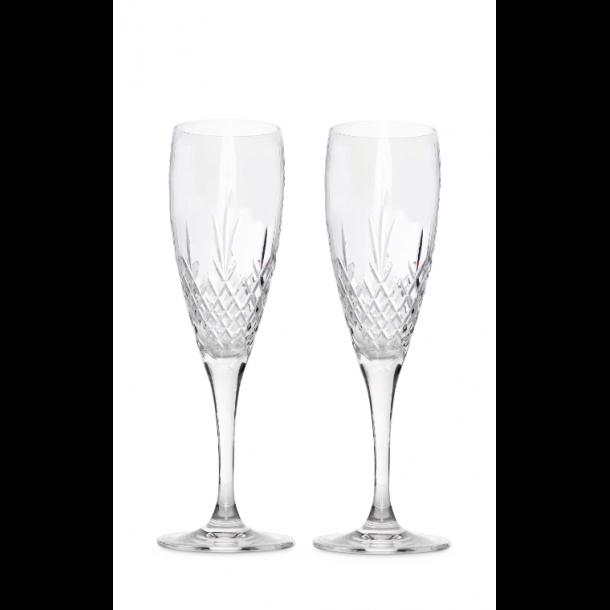 Frederik Bagger Crispy Celebration Champagneglas 2 stk. - 23 cl.