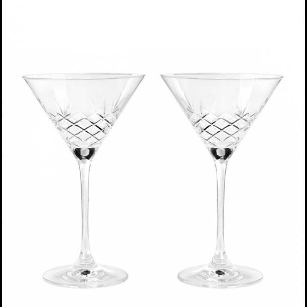 Frederik Bagger Crispy Cocktailglas 2 stk. - 22 cl.