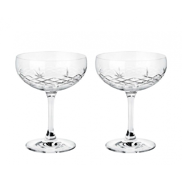 Frederik Bagger Crispy Gatsby Champagneskål 2 stk. - 30 cl.