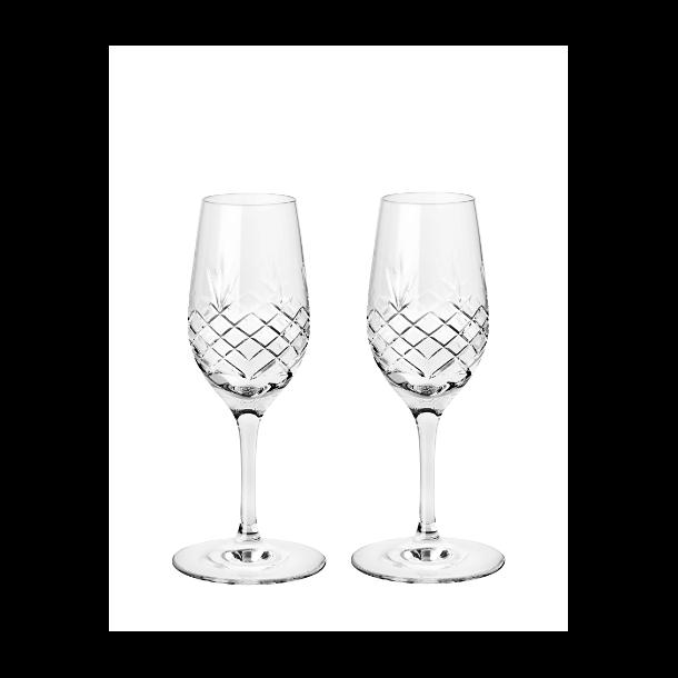 Frederik Bagger Crispy Portvinsglas 2 stk. - 10 cl.