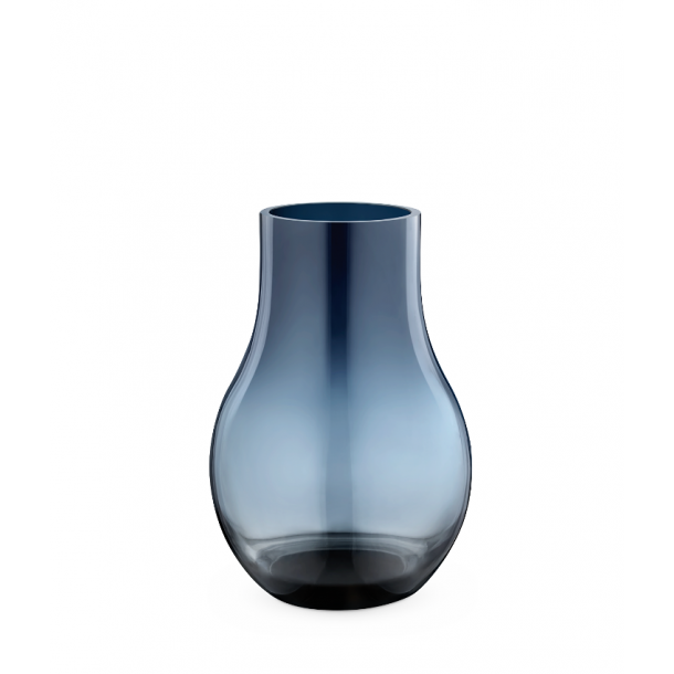 Georg Jensen Cafu Vase Blå, Small