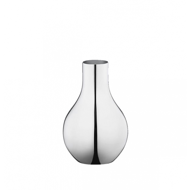 Georg Jensen Cafu Vase Stål, XS