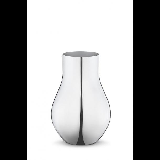 Georg Jensen Cafu Vase Stål, Small