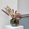Holmegaard Primula Vase H17,5 cm Smoke