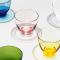 Holmegaard Flow Vandglas Rosa 35 cl