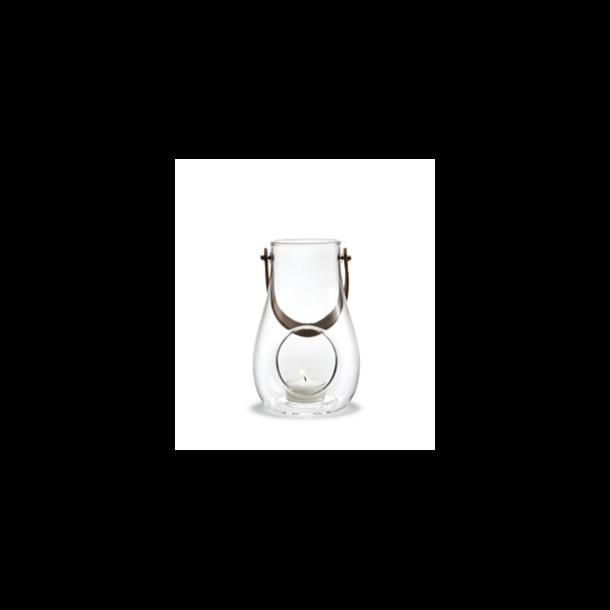 Holmegaard Design With Light Lanterne 16 cm. - Klar