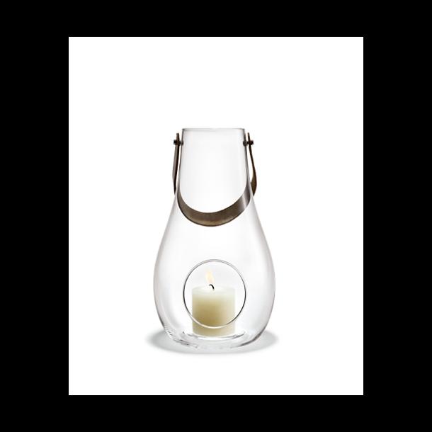 Holmegaard Design With Light Lanterne 29,3 cm. - Klar