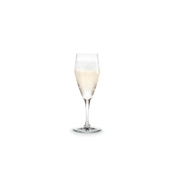Holmegaard Perfection Champagneglas 23 cl.