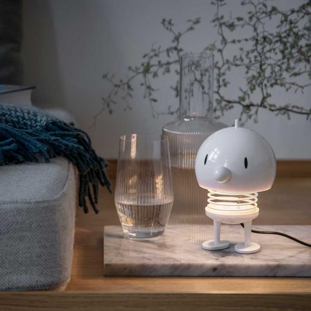 Hoptimist Large Lampe Hvid