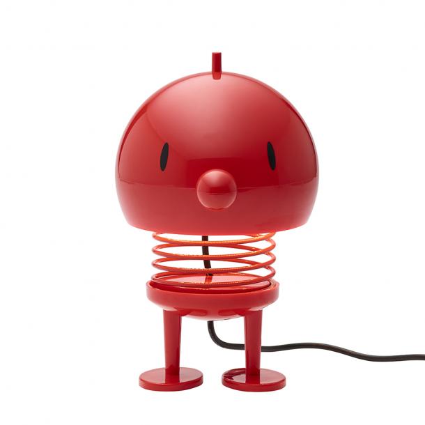 Hoptimist Large Lampe Rød