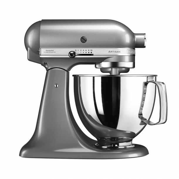 KitchenAid Artisan Standmixer 4,8 L - Silver