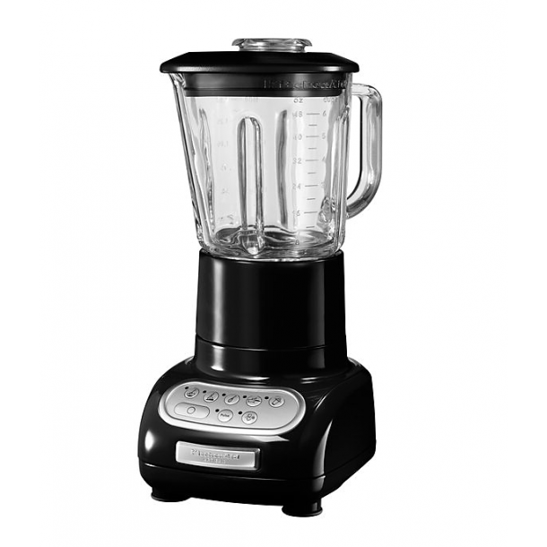 KitchenAid Artisan Blender 1,5 + 0,75 l - Sort