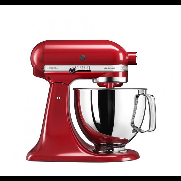 KitchenAid Artisan Standmixer 4,8 L - Rød
