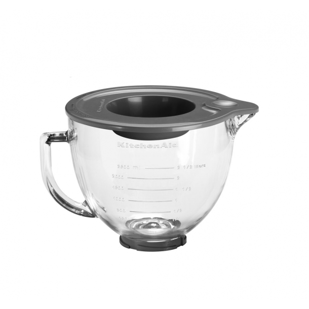 KitchenAid Artisan Glasskål Klar 4,8 l Til Standmixer