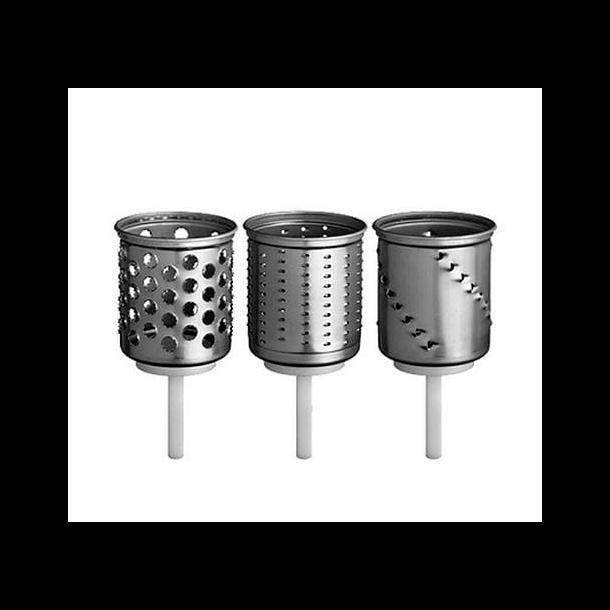KitchenAid Tromlesæt Til Standmixer-Råkostjern