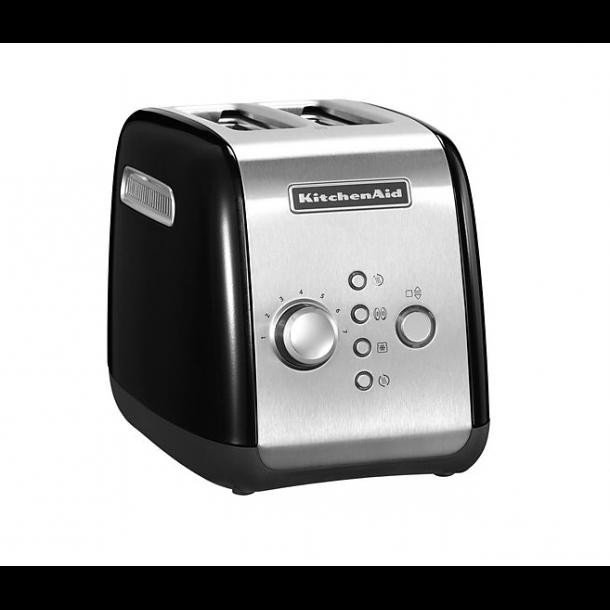 KitchenAid Toaster 2 Skiver - Sort