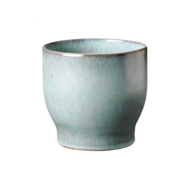 Knabstrup Keramik Urtepotteskjuler Soft Mint Ø: 12,5 cm
