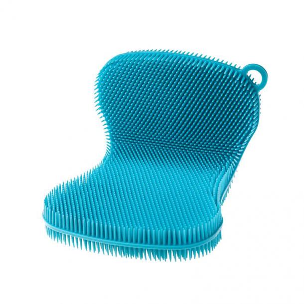 Kochblume Scrubby Rengøringssvamp Blå