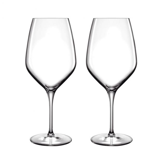 LB Atelier Rødvinsglas Merlot 2 stk. Klar - 70 cl.