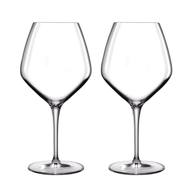 LB Atelier Rødvinsglas Barolo/Shiraz 2 stk. Klar - 80 cl.
