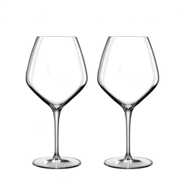 LB Atelier Rødvinsglas Pinot Noir/Rioja 2 stk. Klar - 61 cl.