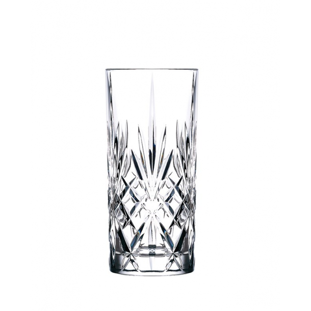 Lyngby Glas Melodia Highball 36 cl. 6 stk.