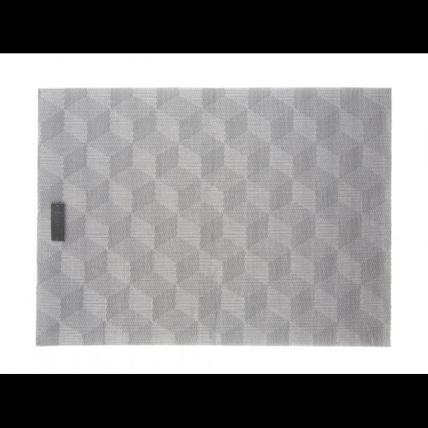 Ørskov Lounge Dækkeserviet 35 X 48 cm - Grå/Sølv