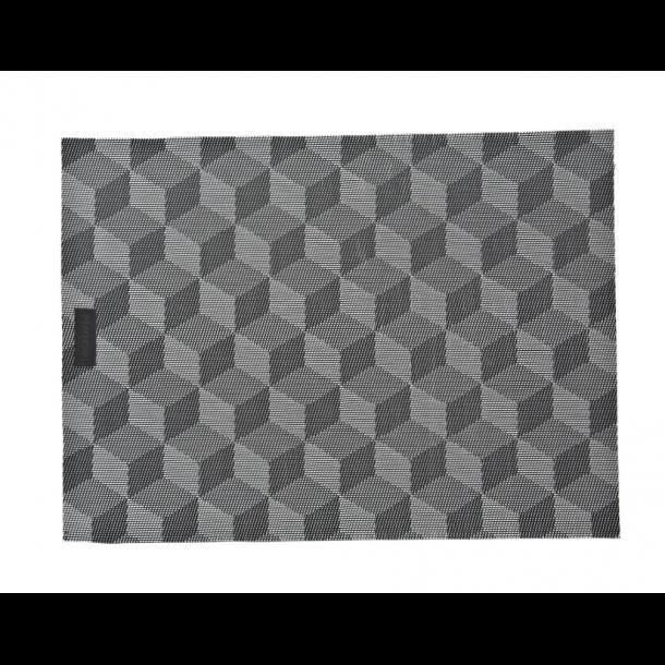 Ørskov Lounge Dækkeserviet 35 X 48 cm - Sort/Off White