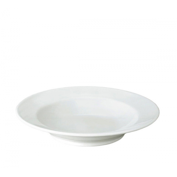 Pillivuyt Sancerre Pastatallerken, dyb, Ø 28 cm.