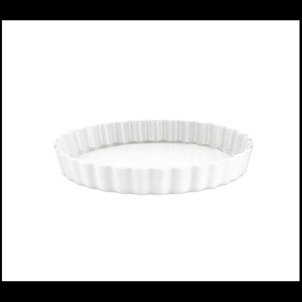 Pillivuyt Tærteform nr. 7, Ø 24 cm.