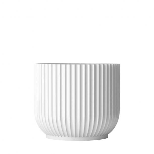 Lyngby Porcelæn Urtepotteskjuler, Stor