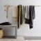 Södahl Comfort Organic Håndklæde Khaki 50 x 100 cm