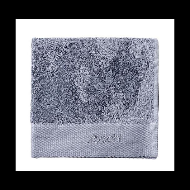 Södahl Comfort Gæstehåndklæde 40 X 60 cm - China Blå