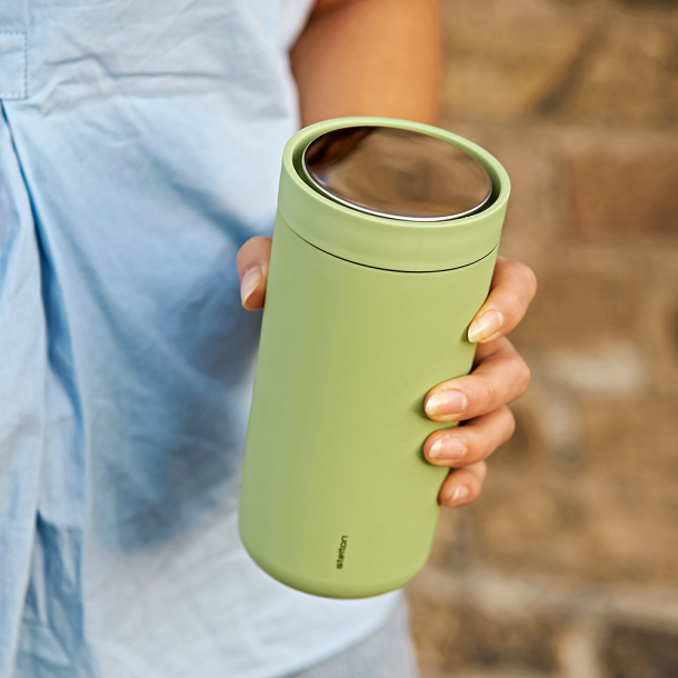 Stelton i:cons To Go Click Krus Green 0.4 l